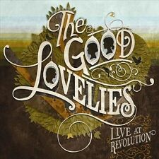 NEW Live At Revolution (Audio CD)