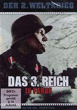 DVD NEU/OVP - Der 2. Weltkrieg - Das 3. Reich in Farbe - Special Edition