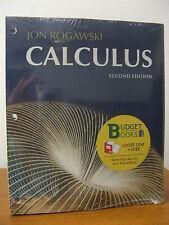 Calculus Late Transcendentals (Loose Leaf) by Jon Rogawski (2011, Looseleaf -...