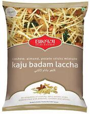 Bikaji Kaju Badam Lachha Crushy Spicy Mix 100% Vegetarian Snack-150gm Pack Of 2