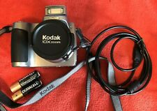 Kodak EasyShare Z740 5.0Mp Digital Camera - Silver~Nice~Usb Cable~