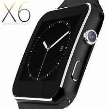Smart watch Orologio Bluetooth con Fotocamera e Slot Sim Per Smartphone Android