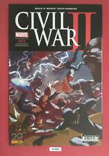 MARVEL - CIVIL WAR 2 - N°3 - PANINI COMICS VF 2017 - VARIANT DJURDJOVIC - 5302
