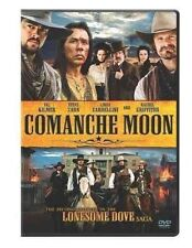 Comanche Moon Second Chapter in The L 0043396226470 With Val Kilmer DVD