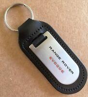 NEW Range Rover Evoque key ring, genuine leather
