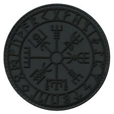 Vegvisir Viking Compass PVC 3D subdued ACU morale tactical thor odin hook patch