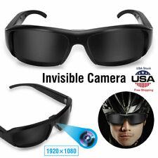 HD 1080P Sunglasses Camera Eyewear Hidden Spy Video Camcorder Surveillance DVR**