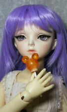 "1/3 SD Doll BJD 18"" American Girl Lollipop sucker candy mickey mouse Orange Crm"