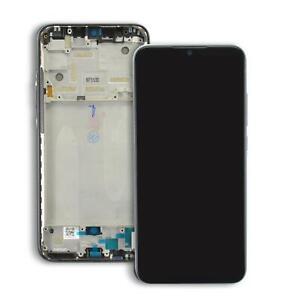 Xiaomi Mi A3 Oled Affichage Échange Écran Tactile Cadre Bleu