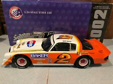 Autographed Action 1980 Mark Martin #2 AMSOIL Synthetic Lubricants 1/24