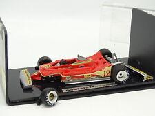 Twin Crono Kit Monté 1/43 - F1 Ferrari 312 T4 Villeneuve
