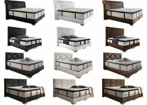 Luxury Box Spring Bed Designerbett Or Color Patterns Hotel Bed Luxurious Modern