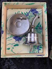 Vintage Silverite Co. Musical Pourer