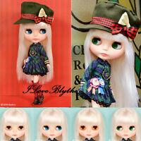 "Hasbro Takara CWC Neo Blythe doll ""Cadence Majorette"""