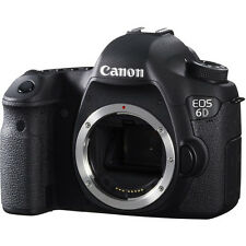 Spring Deals Sale Canon Eos 6D Dslr Camera 20.2Mp Body Original Box 8035B002