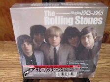ROLLING STONES Singles 63-65 Sealed 12 PICTURE SLEEVE CDS EP BOOK JAPAN BOX SET