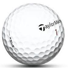 3 Dozen Taylormade Penta TP5x 2018 Golf Balls Near Mint 4A  AAAA + Free Tee