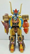 Bandai Power Rangers Wild Force Aniumus Megazord ?