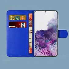Flip Leather Case for Samsung Galaxy S20 FE Note 20 S10 S9 Magnetic Wallet Cover