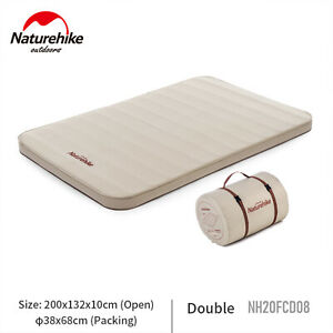 BEST OUTDOOR SPONGE AUTOMATIC INFLATION PORTABLE AIR MATTRESS FOLDABLE CAMPING