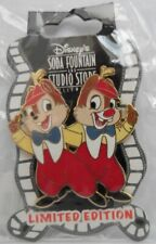 Disney DSF DSSH GSF Chip and Dale As Tweedle Dee & Dum LE 300 Pin