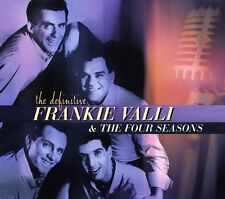 The Definitive Frankie Valli   The Four Seasons