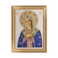 Religious 5D DIY Full Diamond Painting Cross Stitch Home Decor
