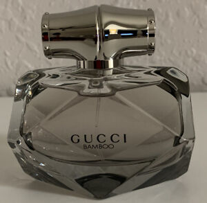 Gucci Bamboo Perfume By GUCCI 2.5 oZ/ 75ml EDP Spray. For Women. In Tester Box