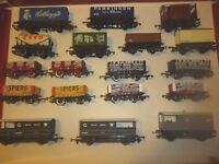 Choice of Hornby and Triang 00 Gauge Wagons - from £2.75
