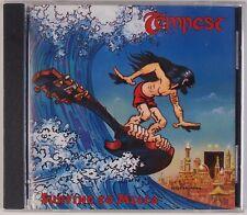 TEMPEST: Surfing to Mecca '94 Firebird Hard Prog Celtic Rock CD