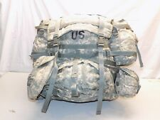 Army ACU MOLLE II large Ruck Sack Field Back Pack W/ 2 Sustainment Pouches