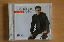 The Art of Andreas Scholl    (Box C589)