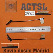 Nuevo Cable Flex LCD/LED para Packard Bell Easynote TE69KB Series