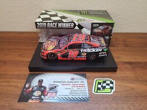 2019 Martin Truex Jr. Bass Pro Shops Sonoma Race Win 1/24 Action NASCAR Diecast
