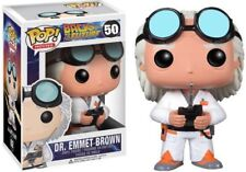 Back To The Future Dr. Emmett Brown Number 50 Funko Pop! Vinyl.