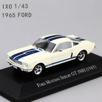 1:43 Scale IXO Toy FORD MUSTANG SHELBY GT 350H (1965) DIECAST CAR  MODEL