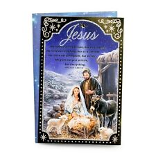 Christmas Boxed Cards - Nativity Scene - Jesus