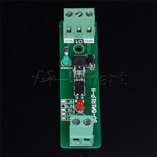 DC 3.3V 1 Channel Relay Driver Module Photoelectric Isolation Input NPN/PNP