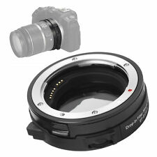 EF‑EOS+CPL Filter Lens Adapter for Canon EF/EF S Lens to for EOS R Mount Camera