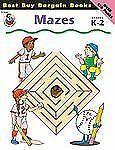 Best Buy Bargain Books:: Mazes, Grades K-2-ExLibrary