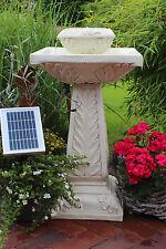 Solar Springbrunnen SB503 Gartenbrunnen Solarbrunnen Springbrunnen Wasserspiel