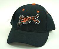 Cincinnati Bengals PUMA Team Apparel NFL Football Logo Black Adjustable Cap Hat