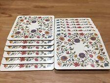 Vintage PIMPERNEL Placemats Set x 12 - Tablemat Dinnerware Home Flowers