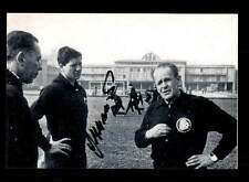 Horst Szymaniak Deutschland WM 1958 Foto Original Signiert +A 150453