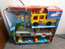 Fisher Price Little People Welcome To School Gift Set (1+ Years)