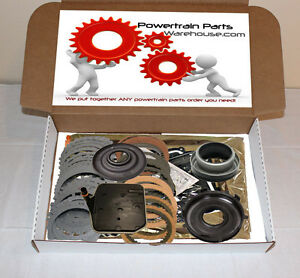 4L60E 97-03 Master Rebuild Kit W/Pistons/Intermediate Band  Chevy/GMC (74006EBF)