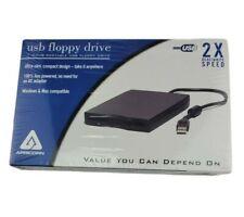 Apricorn AFD-USB-2X 1.44MB Portable USB Powered External 3.5