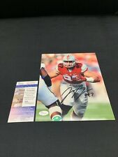 JOEY BOSA OHIO STATE BUCKEYES SIGNED 8X10 PHOTO W/JSA COA SD33779