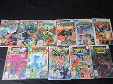 Eastman and Laird's Teenage Mutant Ninja Turtles Comic book lot