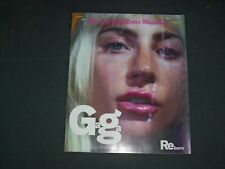 2018 OCTOBER 7 THE NEW YORK TIMES MAGAZINE - LADY GAGA COVER - B 6381